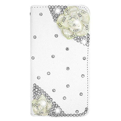 Phone case & Hülle Für IPhone 6 / 6S, Sexy Lip Pattern Diamond verkrustete Ledertasche mit Halter und Card Slots ( SKU : S-IP6G-0269Q ) S-IP6G-0269Q