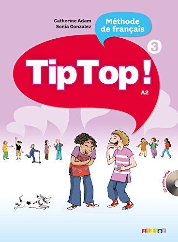 Tip Top ! niv.3 - Livre + CD