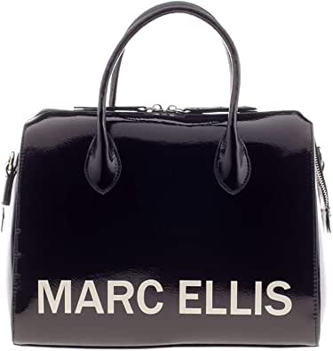 Marc Ellis Borsa lynette M bauletto lucido black
