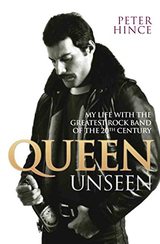 Queen Unseen Cover Image