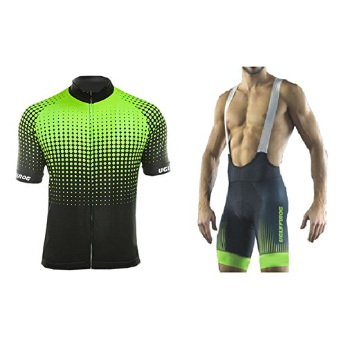Uglyfrog Bike Wear Ciclismo Maillot Hombres Team Ciclismo
