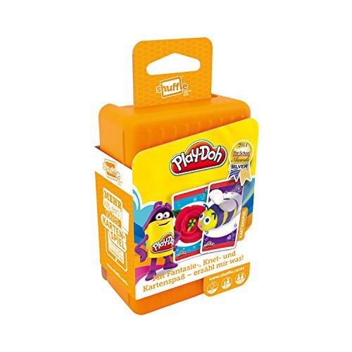 ASS Altenburger 22502103 - Shuffle, Play-Doh, Kartenspiel (Play-doh-brettspiel)