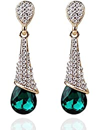 Young & Forever Valentine Gifts Special Paradiso Collection Show Your Passion AAA CZ Austrian Crystal Drop Earrings...