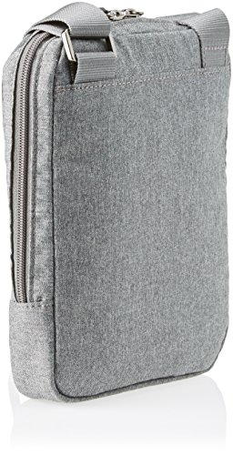 Piquadro Ca4140w84, Borsa Messenger Uomo, 3.5 x 21 x 17 cm (W x H x L) Grigio