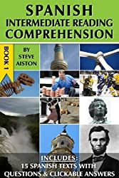 Spanish Intermediate Reading Comprehension - Book 1 (English Edition)