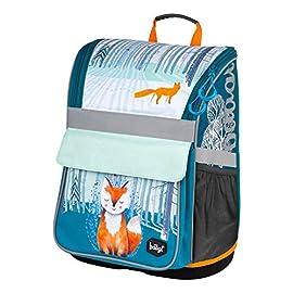 Schulranzen-Mdchen-1-Klasse-Ergonomische-Schultasche-fr-Kinder-Schulrucksack-mit-Brustgurt-Grundschule-Ranzen