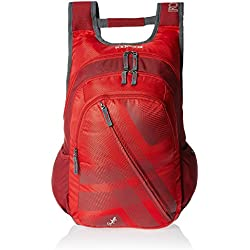 Skybags Blitz 26.5 Ltrs Red Casual Backpack (BPBLIFS2RED)