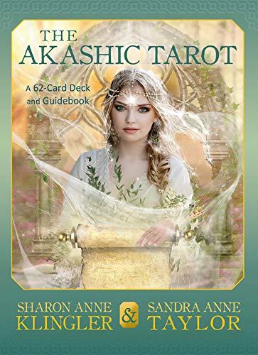 The Akashic Tarot: A 62-Card Deck and Guidebook par Sharon Anne Klingler