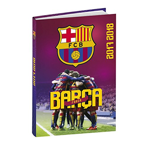 Quo Vadis FR Barcelona 029711Q School Journal in French September / September 12 x 17 / 1 Day per Page