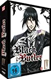 Black Butler - Vol. 4/Episoden 20-24 + OVA [2 DVDs] [Limited Edition] - -