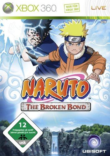 Naruto - The Broken Bond (Spiele Naruto 360 Xbox)
