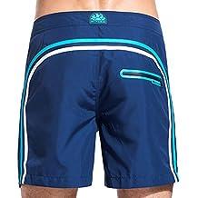 costume mare uomo sundek blu costume mare uomo colore blu realizzato in morbido poliestere un tessuto che rende questi costumi sundek comodi