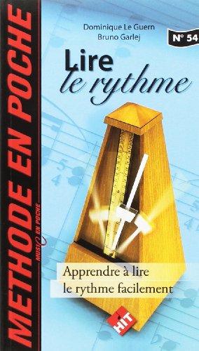 Music en Poche N 54 Lire le Rythme par Collectif