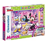Clementoni 20700.8 - Puzzle App 104 Teile Minnie