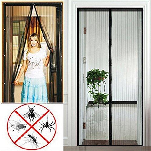 Anpro Mosquitera para Puertas Se Adapta a las Puertas hasta 90 x 210cm