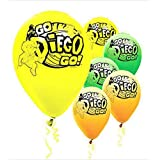 Go Diego Go! Latex Balloons (6ct) by Designware