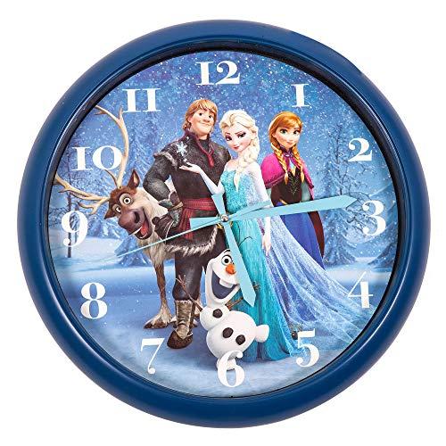Disney Frozen - Wanduhr - 30 cm