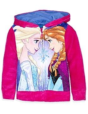Disney Frozen Anna Elsa - Sudadera con capucha - para niña