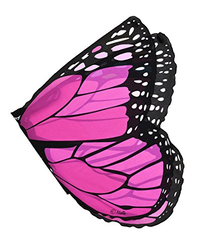 Dreamy dress-ups Pink Monarch Flügel (Baby Wings Butterfly)
