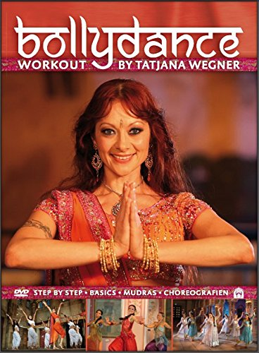 Bollywood Name Kostüm - BOLLYDANCE WORKOUT DVD mit Booklet