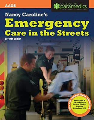 Nancy Caroline's Emergency Care in the Streets, United Kingdom Edition