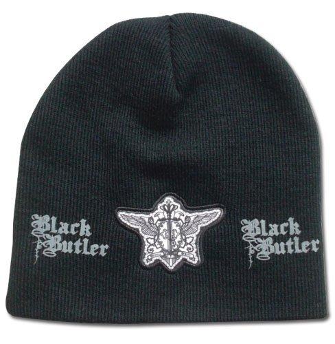 Black Butler The Phantomhive Crest Beanie