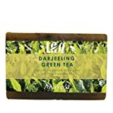 Darjeeling Green Tea Soap by Lass Natura...