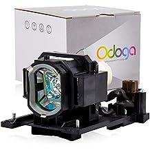 Odoga® Hitachi CP-X2010 CP-X2510 CP-X2511 CP-X2515WN CP-X3010 CP-X3011 Lámpara de proyector compatible