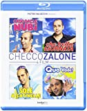 Checco Zalone- Boxset 4 Film (4 Blu-Ray)