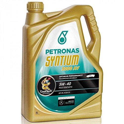 Petronas SYNTIUM 800EU–10W40olio motore sintetico–5l bottiglia
