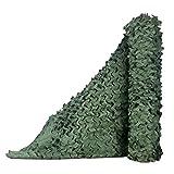 TongCamo Rouleau de Treillis de Camouflage Sitong de Grande Taille - Idéal Le Camouflage, la Chasse, la décoration Militaire - Parfait Faire de l'ombre
