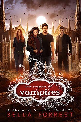 A Shade of Vampire 78: An Origin of Vampires (English Edition ...