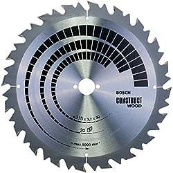 Bosch Professional 2608640701 Lame, Grey, 315 mm