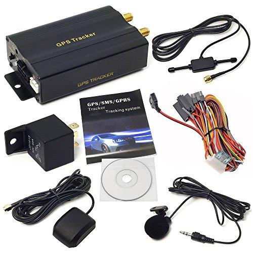 TOOGOO(R) GPS Car Tracker con el sistema de proteccion contra el robo de vehiculos y GPRS