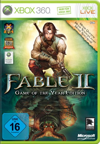 Fable II - Game of the Year Edition - Video-spiel Fable