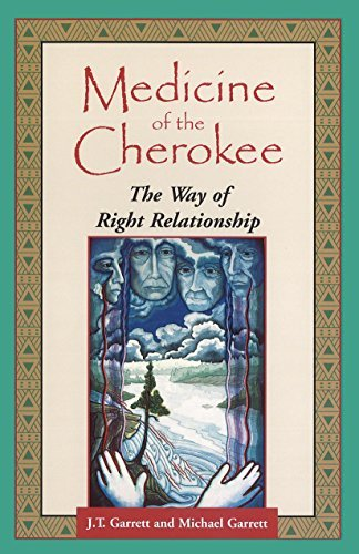 Medicine of the Cherokee: The Way of Right Relationship (Folk wisdom series) by J. T. Garrett (1996-09-01)