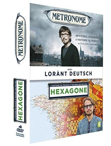 COFFRET HEXAGONE + METRONOME