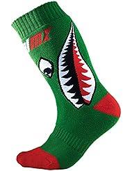 Oneal 2017Motocross/MTB niños calcetines–Pro MX Sock Pro Bomber–Verde, talla única