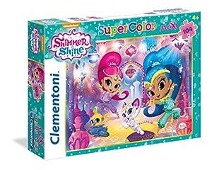 Clementoni - Maxi Puzzle de 104 Piezas Shimmer & Shine (23705)
