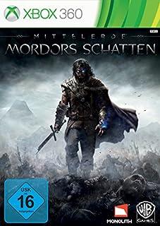 Mittelerde: Mordors Schatten - [Xbox 360] (B00GZ2SQ2Q) | Amazon price tracker / tracking, Amazon price history charts, Amazon price watches, Amazon price drop alerts