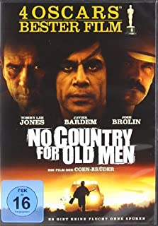 No Country for Old Men by Tommy Lee Jones