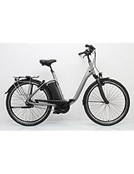 Kalkhoff E-Bike Agattu XXL i8R 17,5 Ah Damen silber 2018