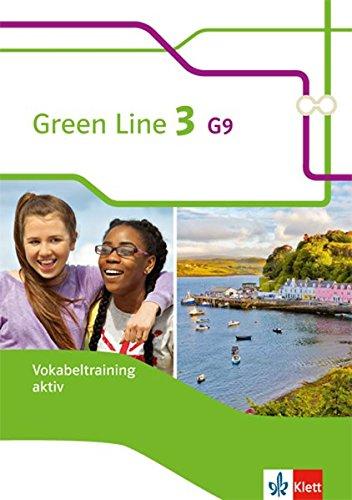 Preisvergleich Produktbild Green Line G9 / Ausgabe ab 2015: Green Line G9 / Vokabeltraining aktiv: Ausgabe ab 2015 / Arbeitsheft 7. Klasse