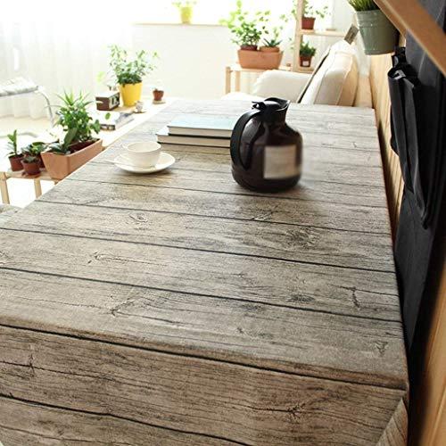 CN Kurze Flachs Tuch Tischdecke Pendel Einfache Tischdecke Abdeckung Tuch Tischdecke Tischdecke Baum Muster Komfortabel,140 * 140CM