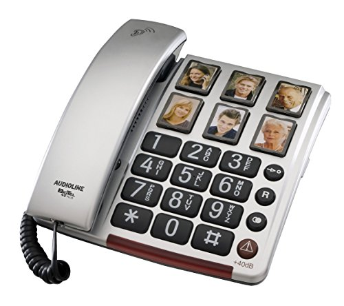 Audioline Big Tel 40 Telefon