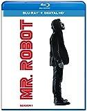 Mr Robot: Season 1 Blu-Ray + Digital HD  [USA] [Blu-ray]