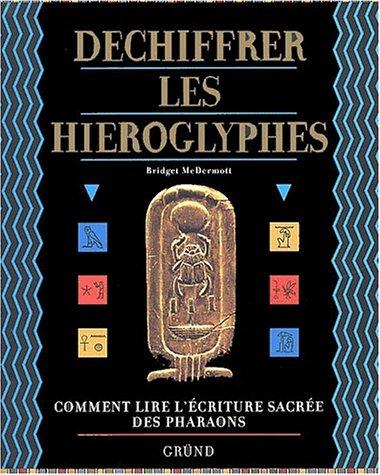 Déchiffrer les hiéroglyphes