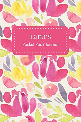 Lana's Pocket Posh Journal, Tulip