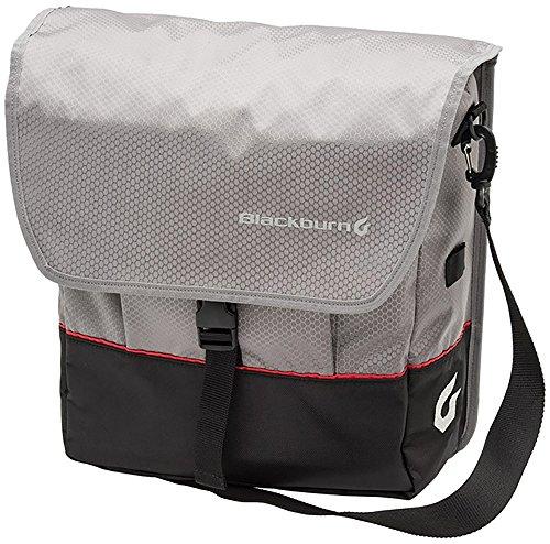 Blackburn Gepäckträgertasche Local - schwarz/grau schwarz/grau