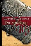 Das Manuskript von Marianne Macdonald